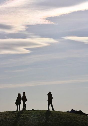 La gente en el parque Park Madrid Nature Siluetas Silhouette Canon Canonphotography Photography Photographer