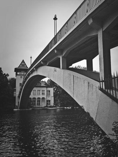 Under The Bridge Taking Photos