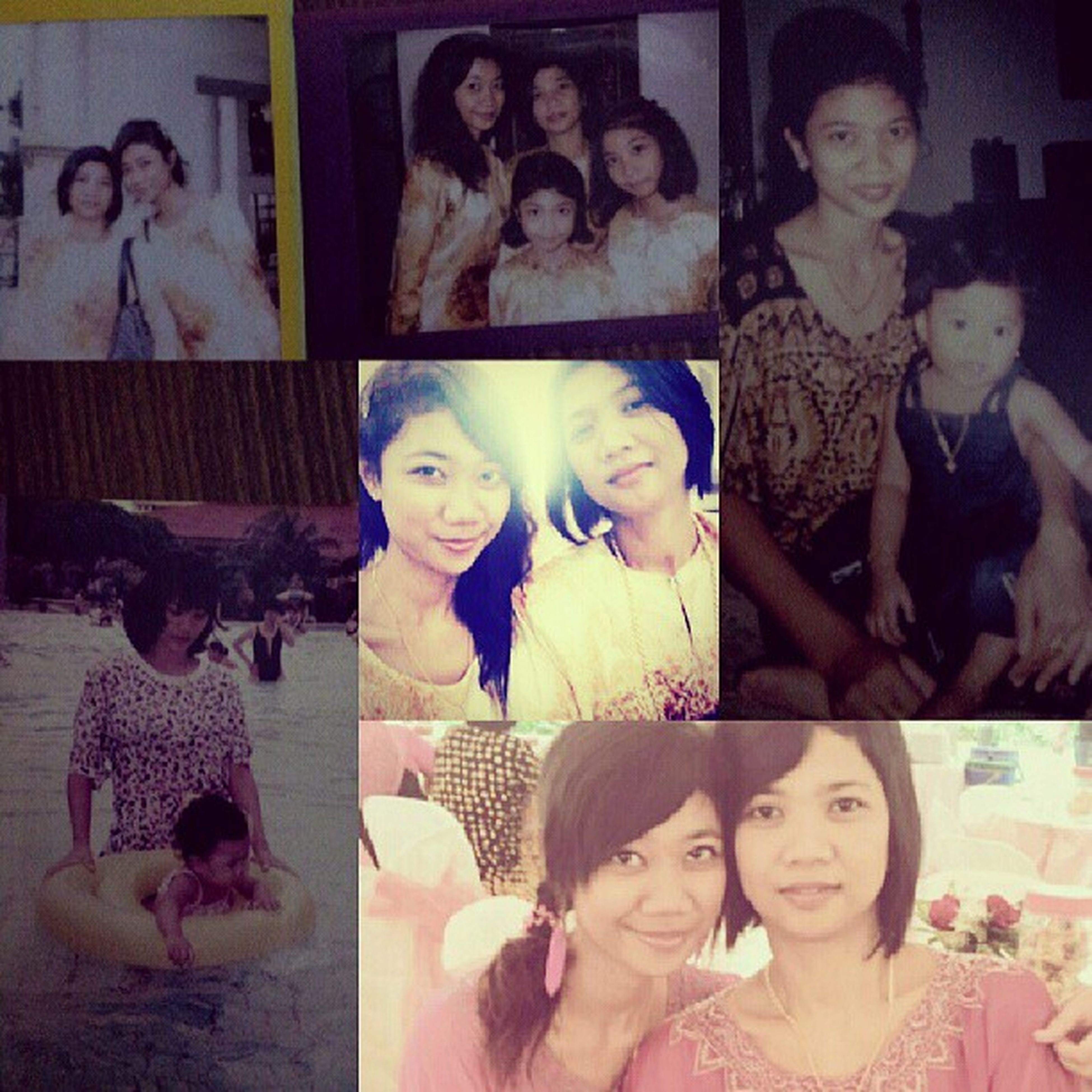 Dear Mama; thank you for taking care and loving me for the past 217 months, including the 9 months when you had to carry me around in your womb. Thank you for being so patient with me even though I can be pretty stubborn at times. Thank you for being my pillar of strength. Thank you for being my best friend, my soulmate and everything. You're the one that I always share every single little thing to, and seriously I can never imagine not being with you even for one day. (yes sigh I'll never be able to be independent) Anyways, I love you so so so so much mwa mwa and yay you're the BEST mum for me ♥♡ Happymomsieday Loveyoutotheinfinityandback
