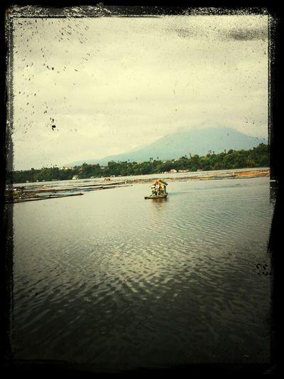 Sampaloc Lake, San Pablo City, Laguna Lake Nature Makes Me Smile Great Lake Nature