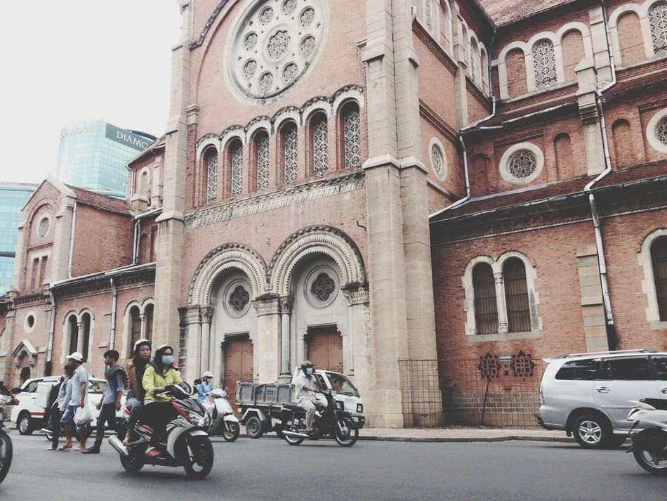 Saigon Nhathoducba Church Saigon, Vietnam