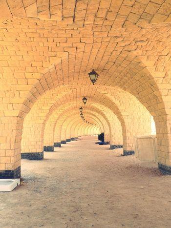 Arhitecture Tunnel Beautiful Landscape My Favorite Place
