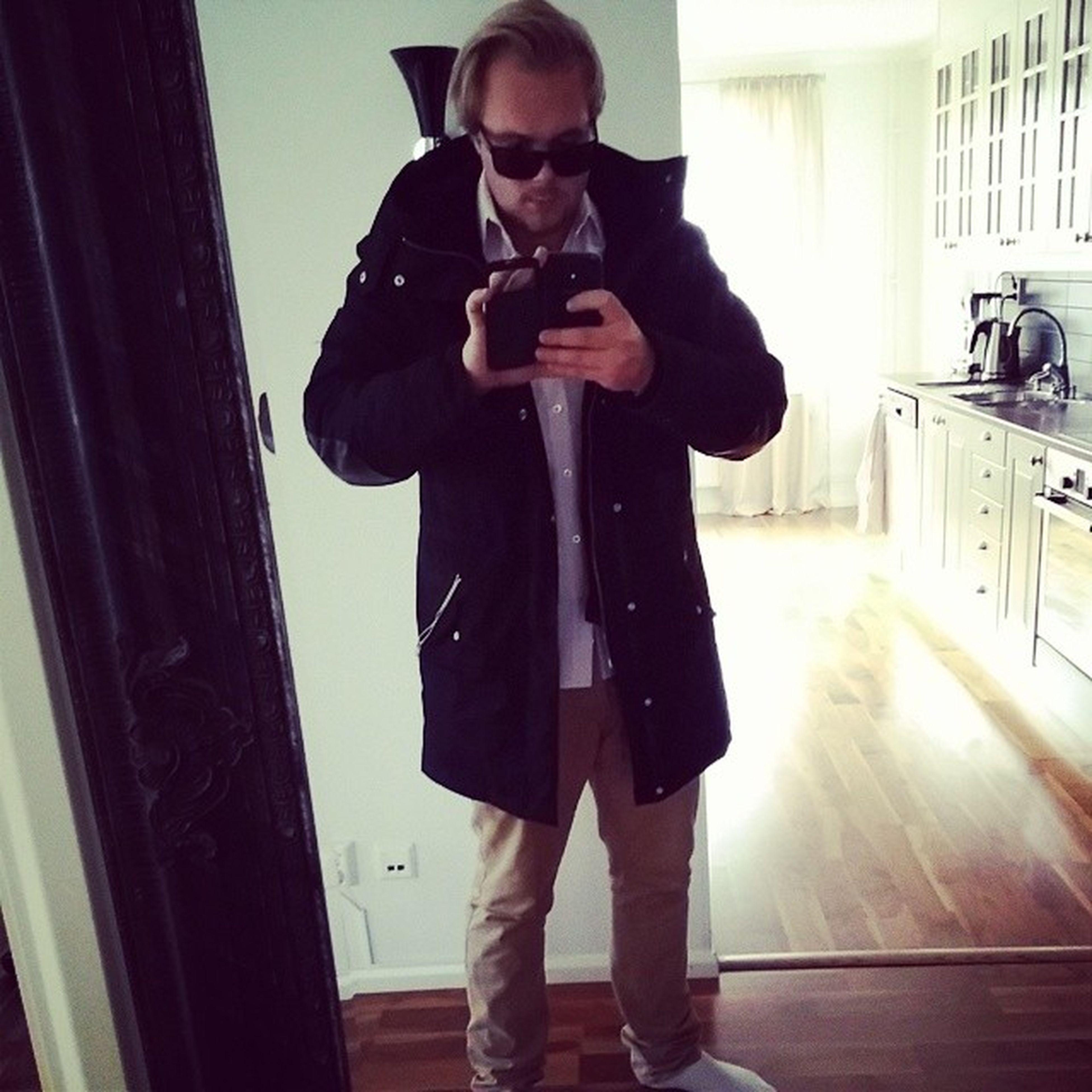 Jag & mina nya selfie-brillor ska ut på promenix Balsamfrilla Sjuktd åliguppdateringIGEN SK  ärpning
