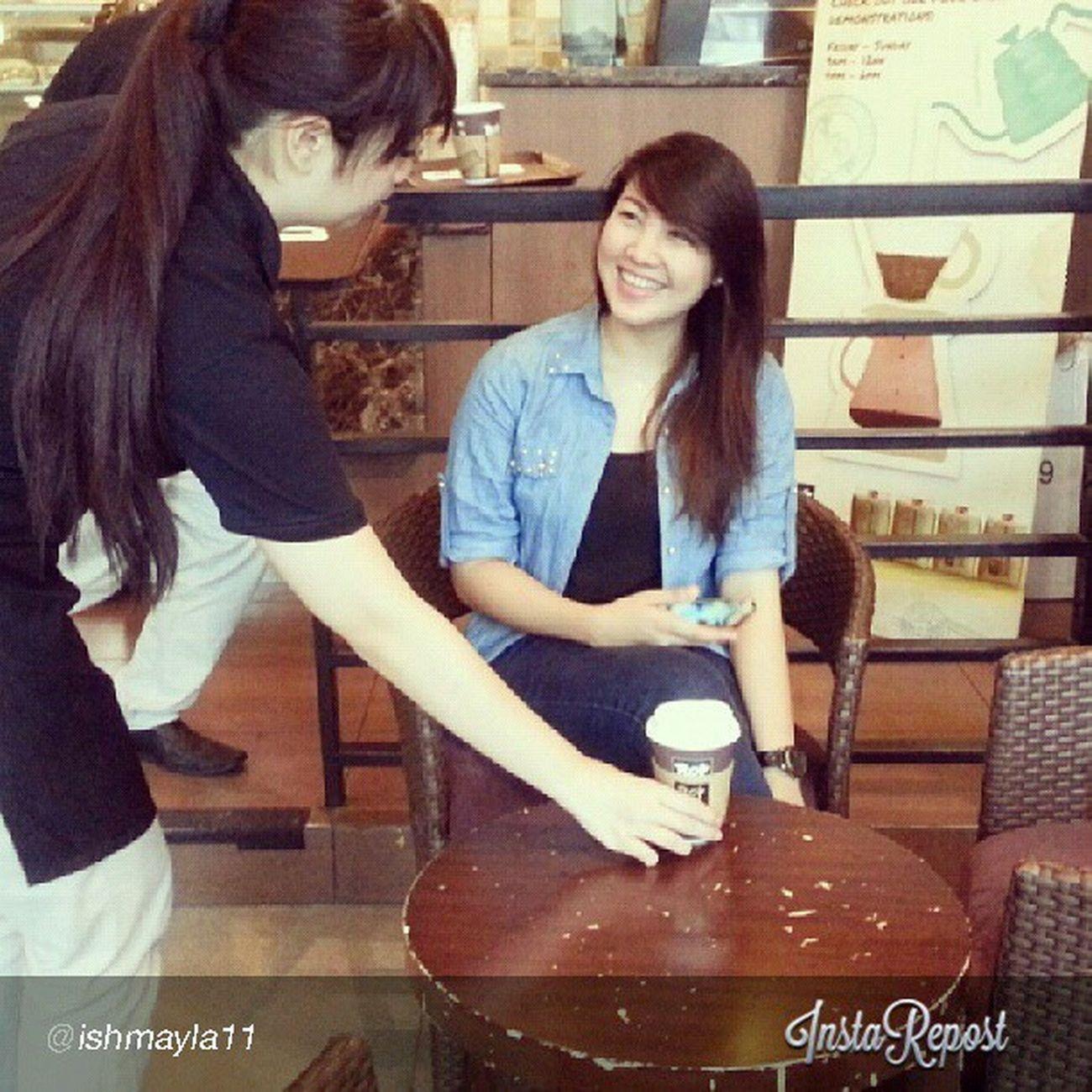 Masaya daw kunyari :) BO 'scoffee Feelingguest Serving Coffeeshop