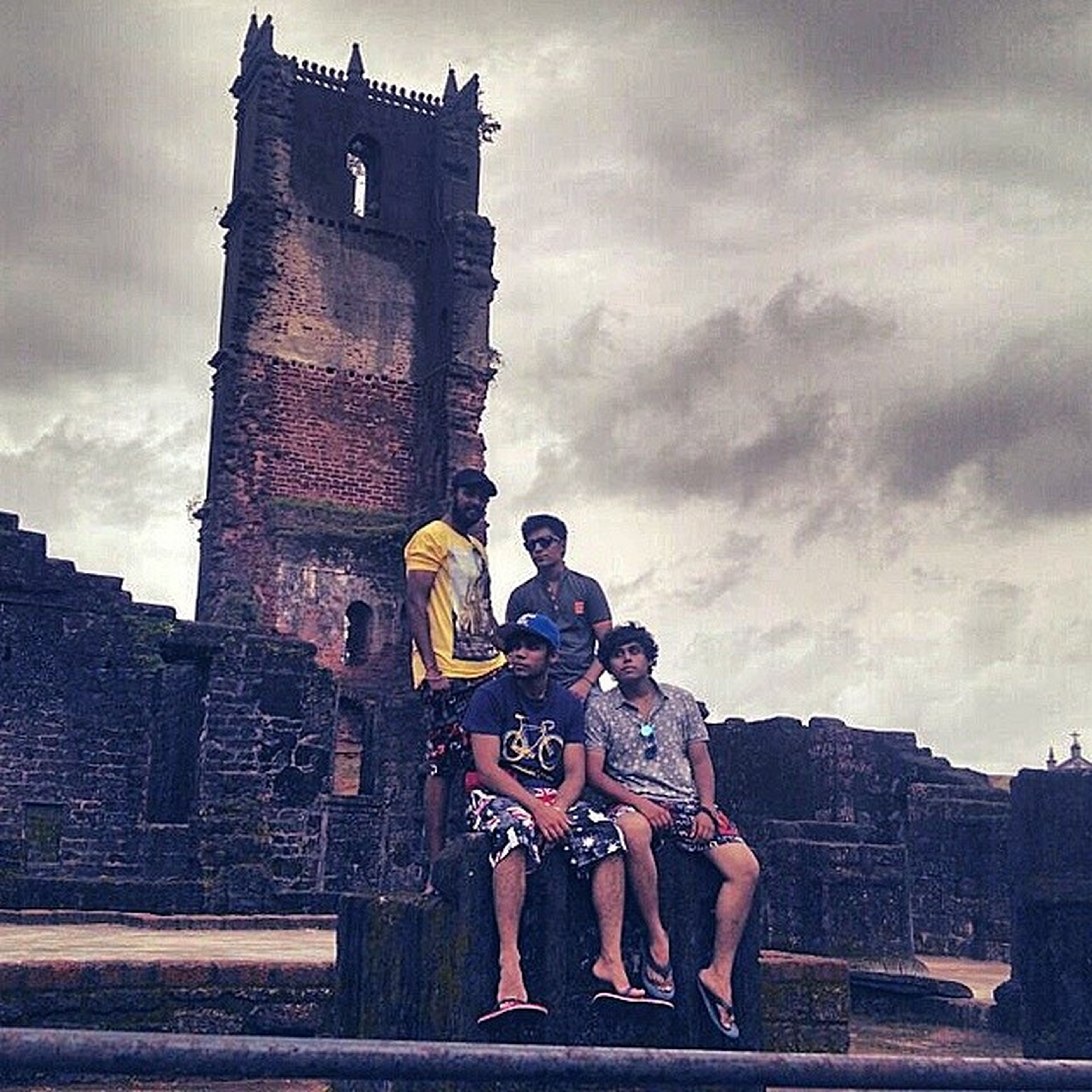Goa Weather Ruinsofaugustine Followforfollow