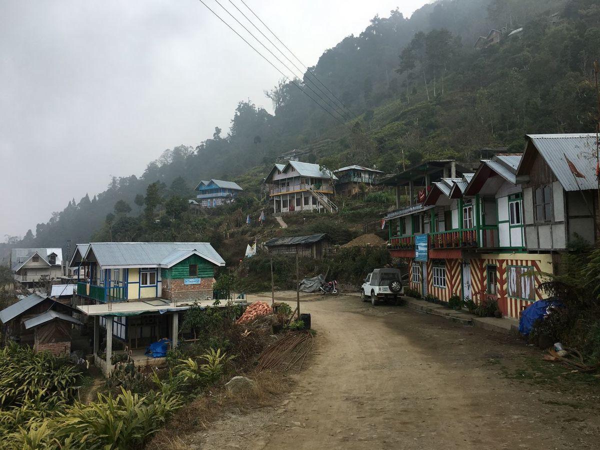Architecture Village Village View