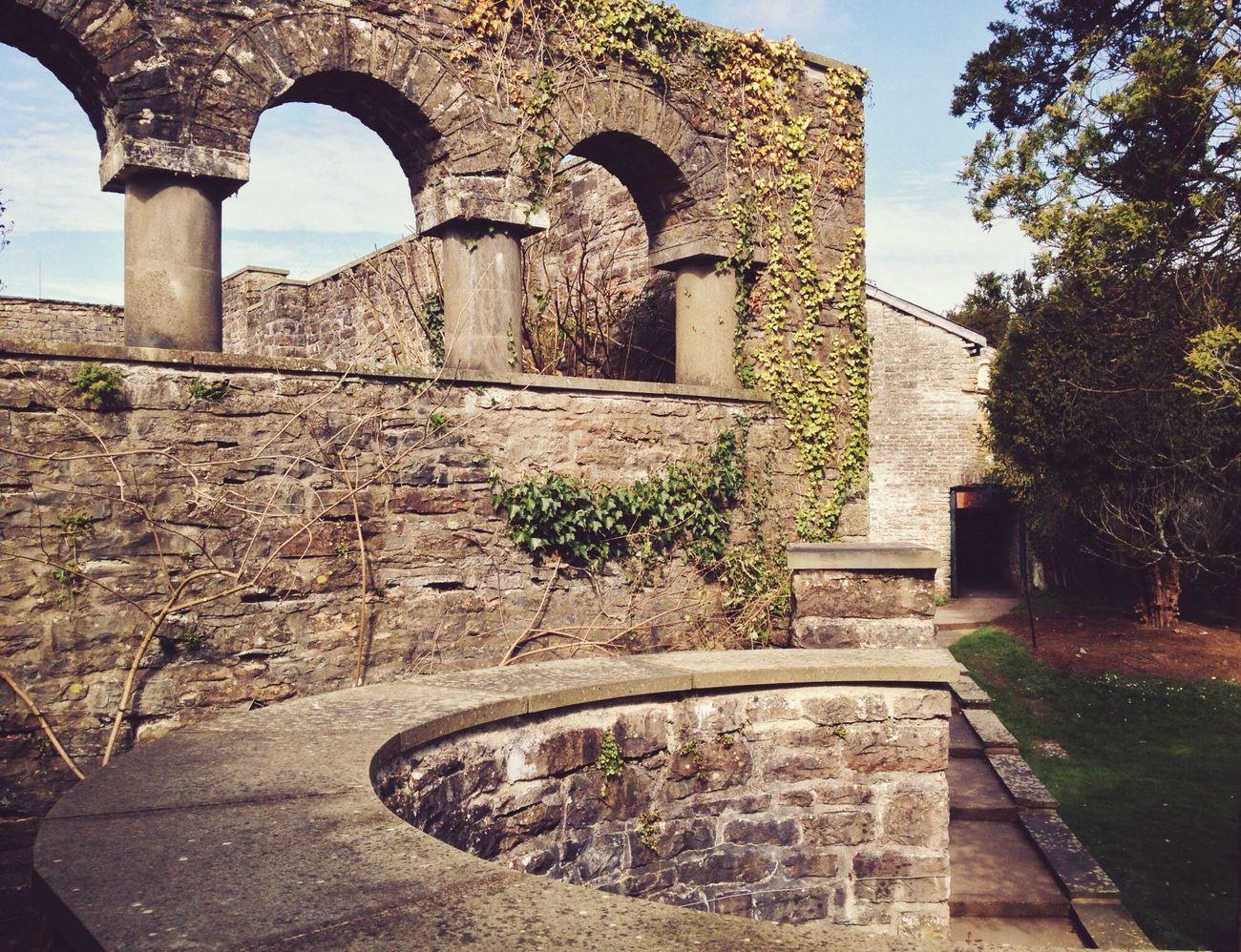 Gardens Wall