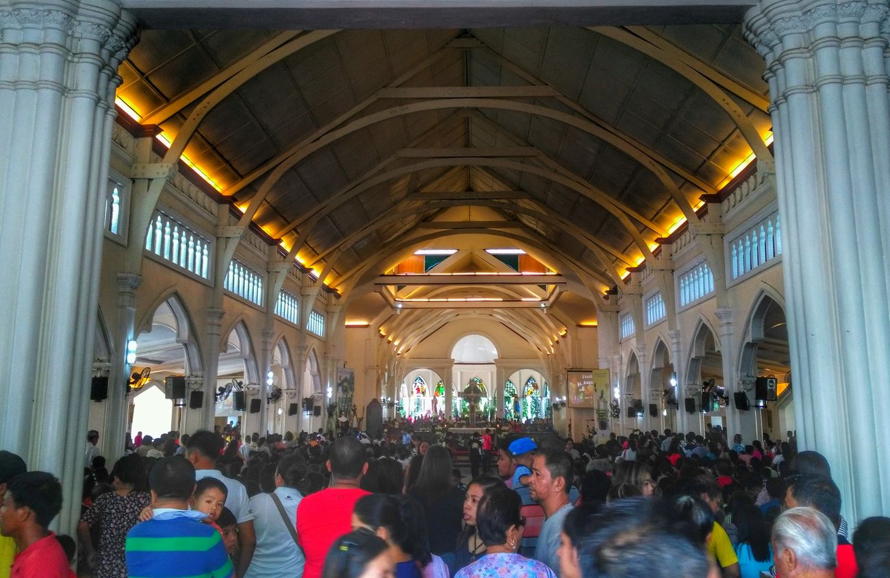 Large Group Of People Indoors  Architecture Arch Famous Place Travel Destinations Tourist Illuminated Built Structure Itsmorefuninthephilippines Hello World Check This Out Photooftheday Learn & Shoot: Simplicity Epic Shot Photography Higalaay2016 Getty X EyeEm Images EyeEm Best Shots EyeemPhilippines Travelph Choosephilippines Travel Photography Hidden Gems  Getty & Eyeem Standing