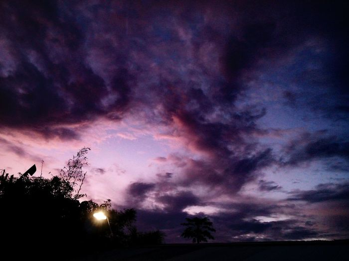 Color Palette violet sunrise😂