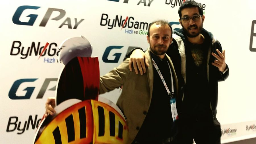 First Day of Gaming İstanbul 2016 Exhibition with Oxichampion at ByNoGame - GPAY booth
