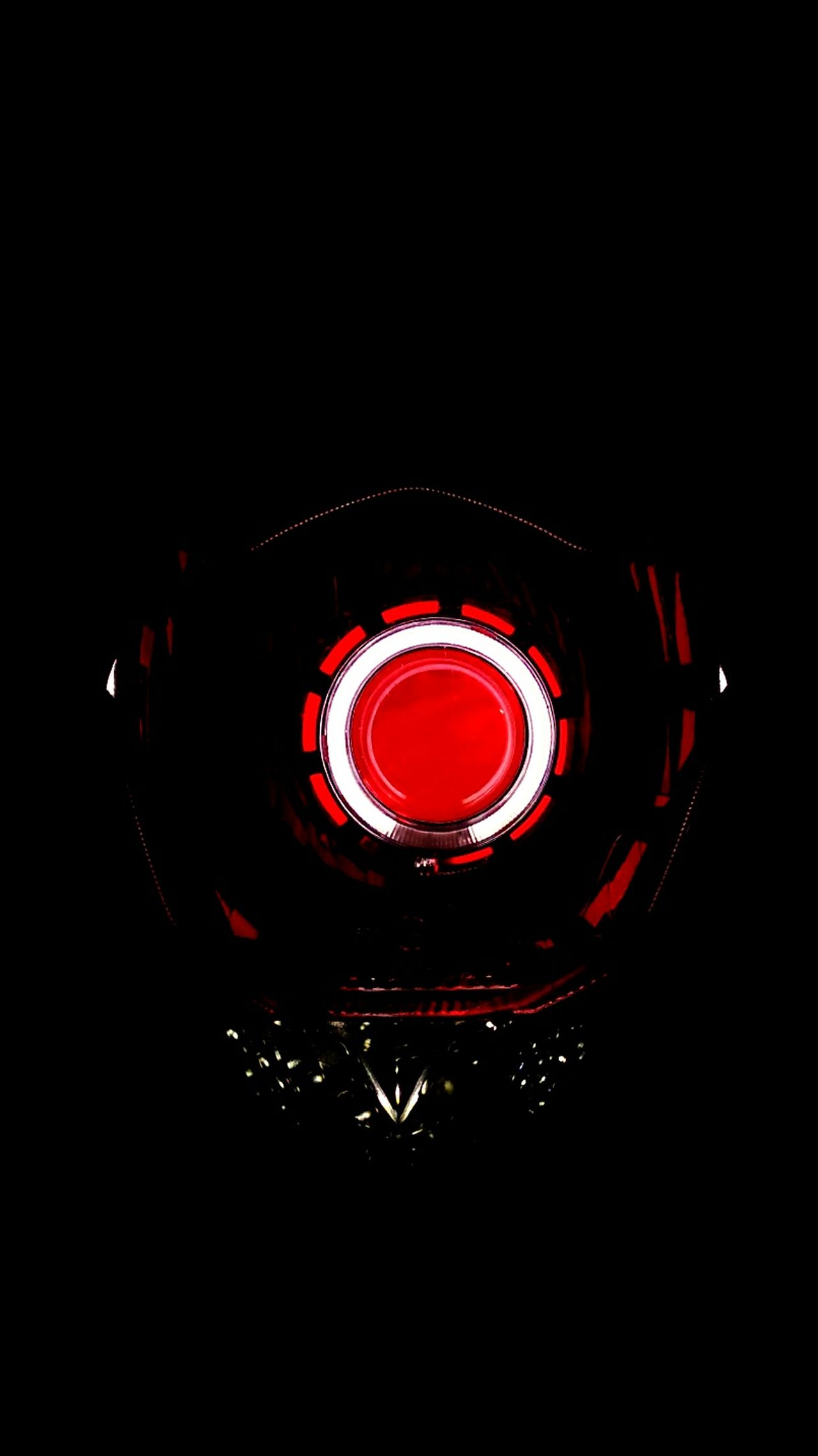 The RedHeart Lights Shadows Red Projector Headlamp Bikes Bikers Suzuki Gixxer Passion Feelgood Nightphotography Photography