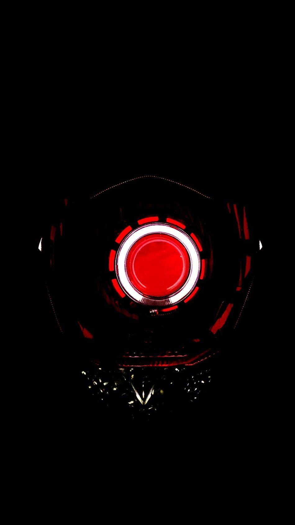 The RedHeart Lights Shadows Red Projector Headlamp Bikes Bikers Suzuki Gixxer Passion Feelgood Nightphotography Photography