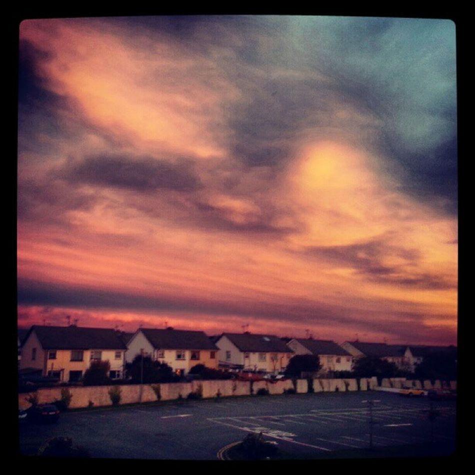 Theanchorage Bettystown Sailorsdelight Sky tagstagram
