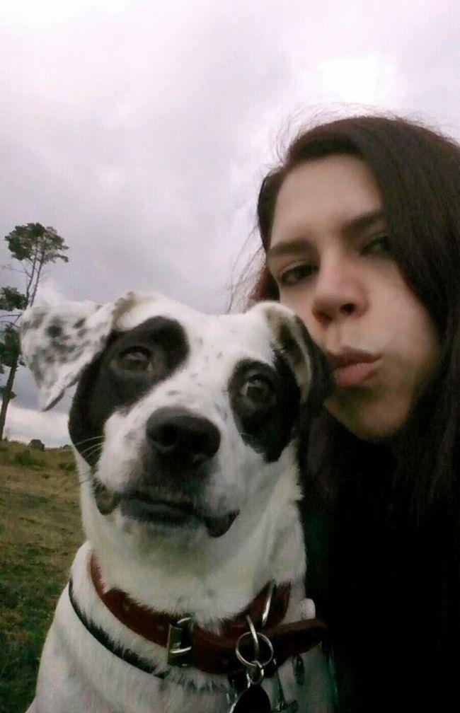 Selfie Taking Selfies Dog Dog Love Doglover Doglife Friendship ❤ I Love My Dog Furbaby Furkids