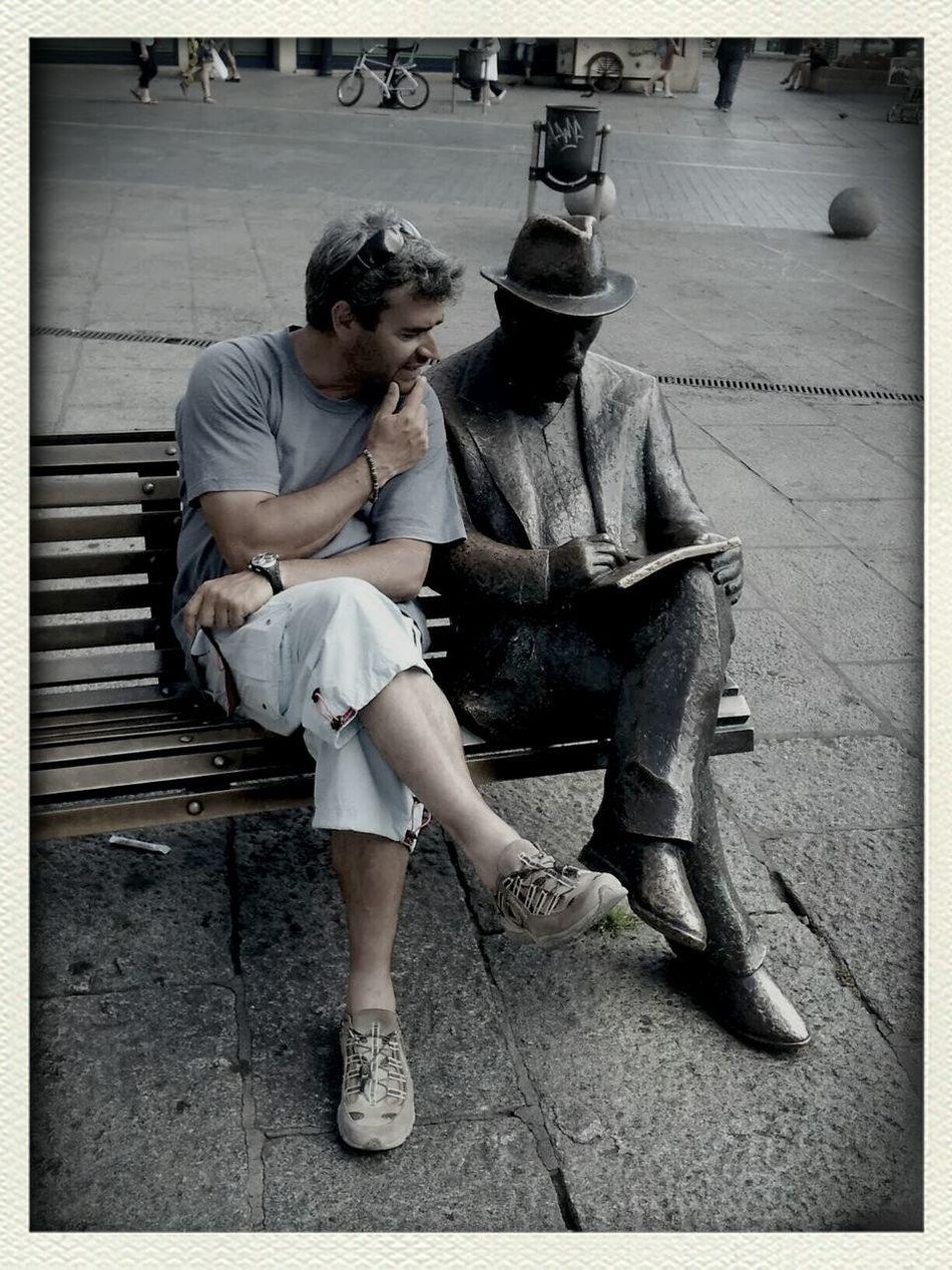 Me & Gaudi