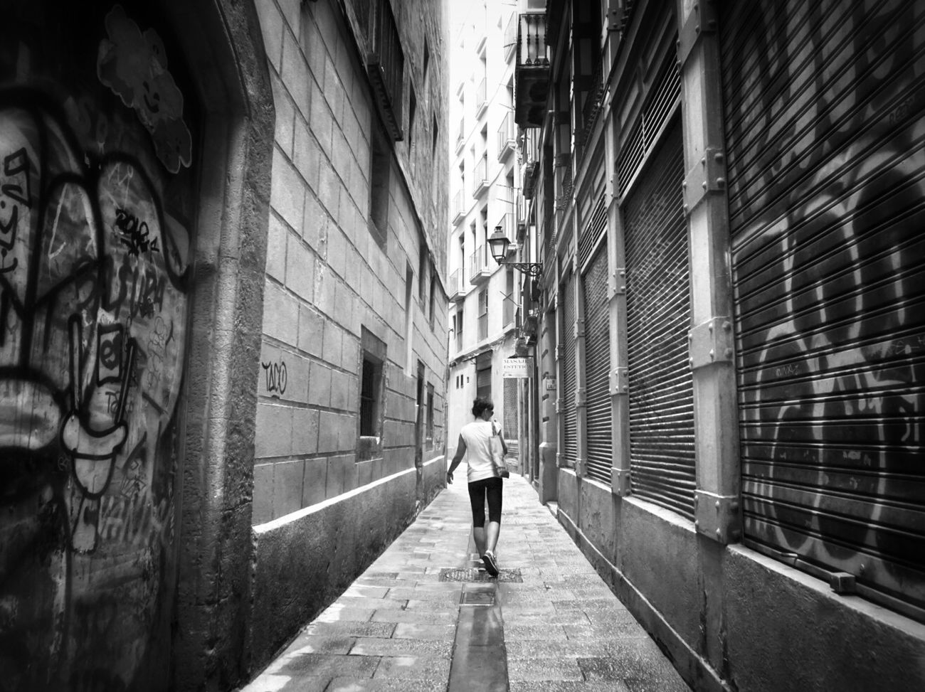 Blackandwhite Monochrome Streetphotography Mi Serie Barcelona