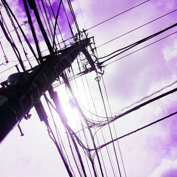 sky #electricline #powerline #sky #skylover Sky Powerline Skylover Electricline
