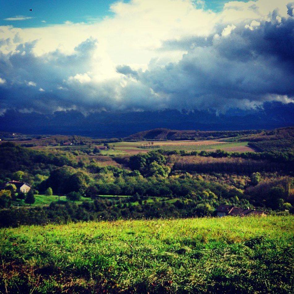 Landscape Nature Vercors Somptueuse foulée dans la Drôme des collines Stravambassador