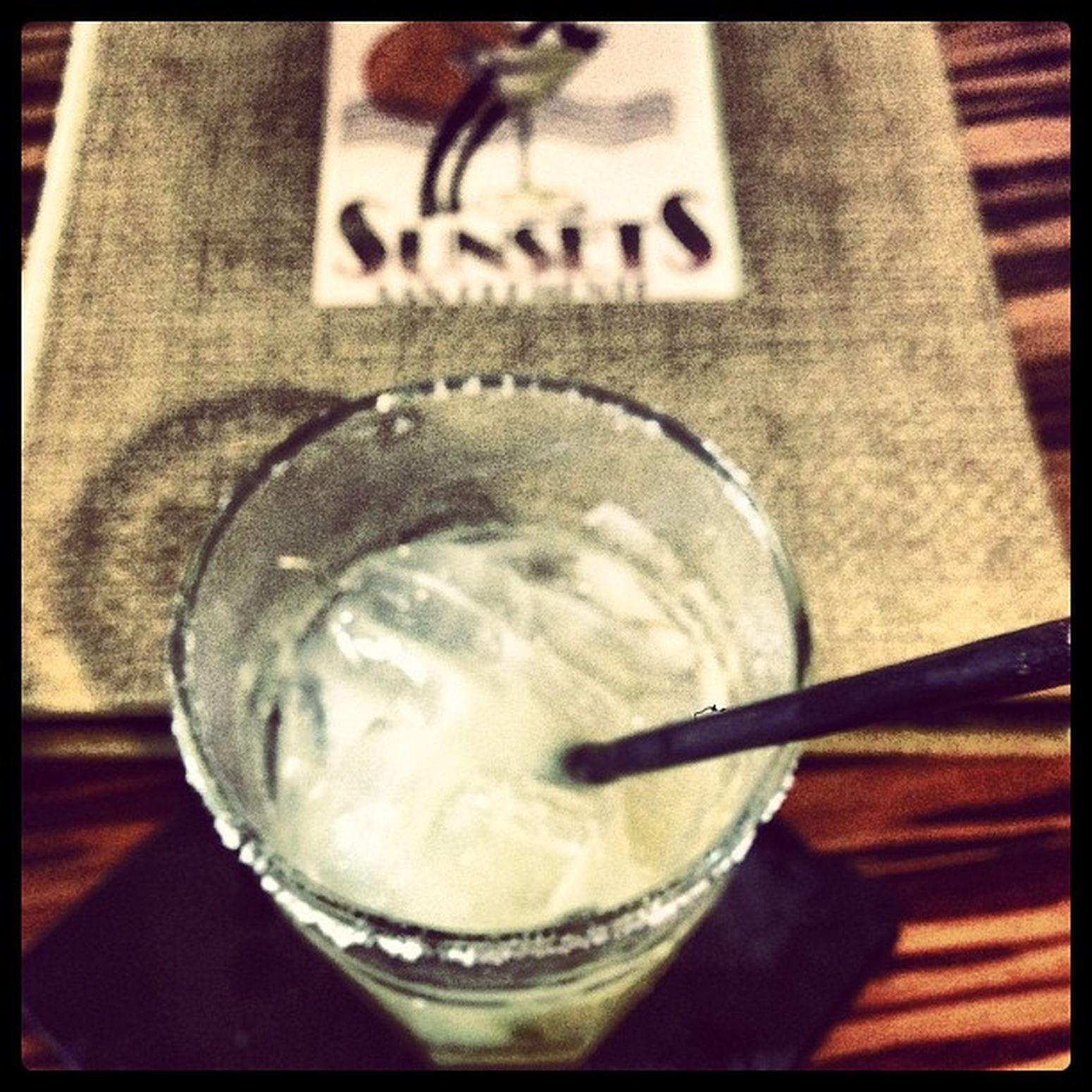 Drinkdiary Cadillac Marga Tequila tequiladance ilovethursdays