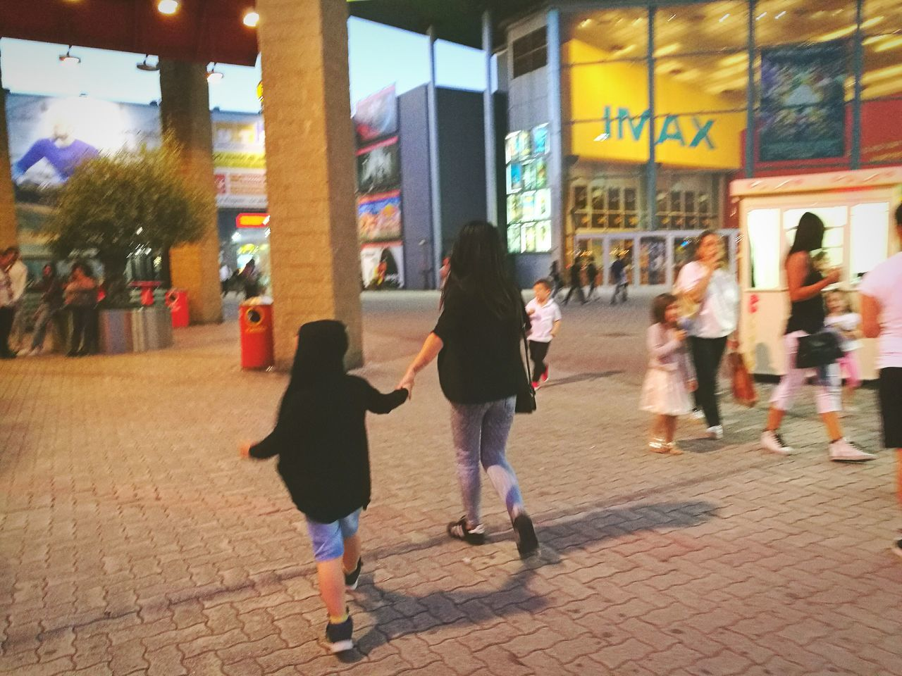 Feel The Journey Mom ❤ Children CinemaTime Happy People Lovely Momentsoflife Family Mysister
