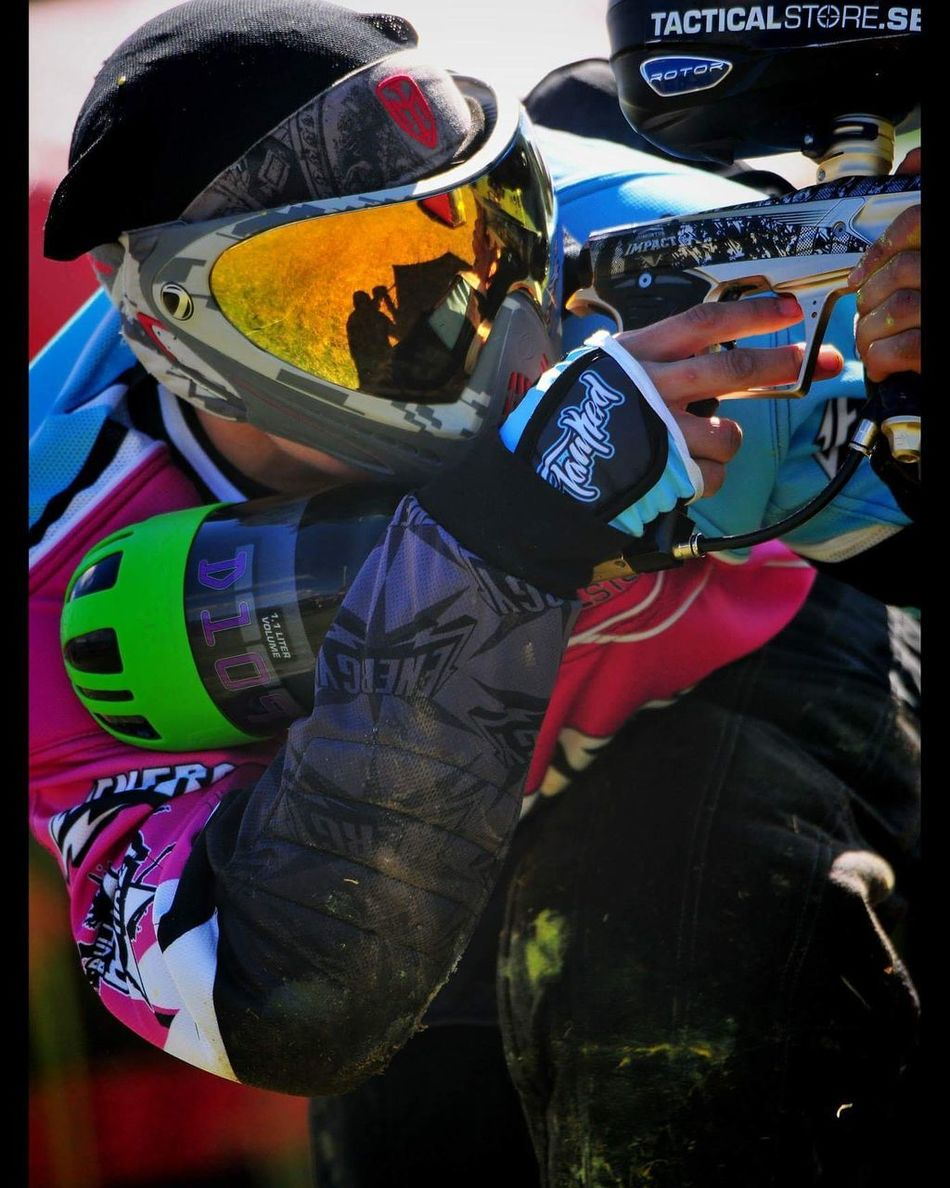 Me playing in the swedish NSeries 2015 Skellefteåenergy Paintball Paintball Photography Paintballin!!! First Eyeem Photo