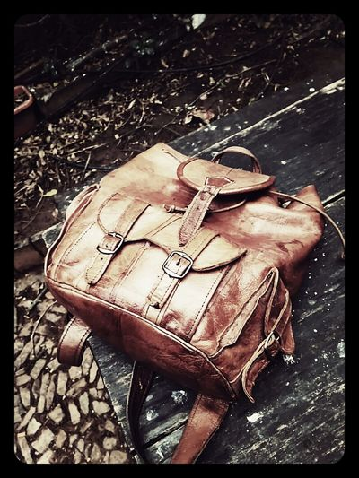 Mi mochila y yo First Eyeem Photo