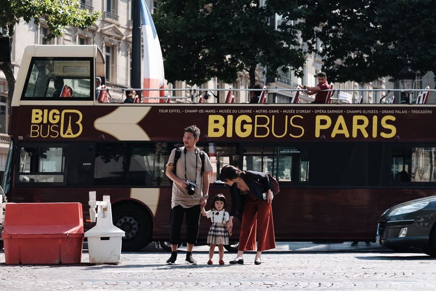 Paris France Bigbustour Holiday Street The Week On EyeEm EyeEmNewHere