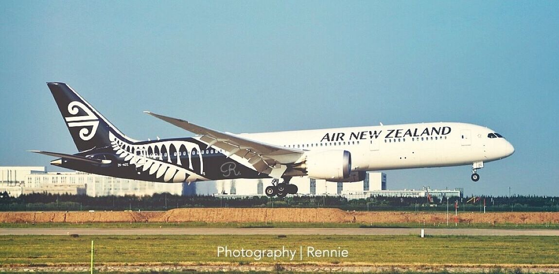Airport Airplane Airnewzealand