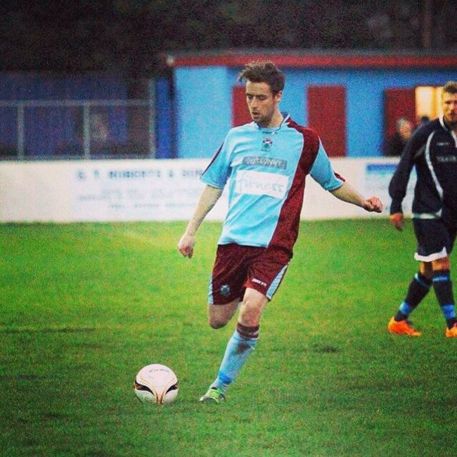 Football is my sport Football Soccer Actionshot Photography Hair Whip CDM Colwynbayfc Pirlo