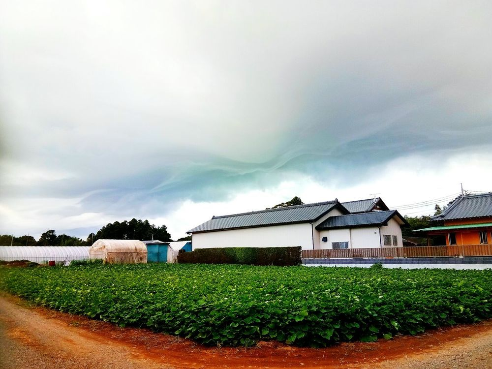 awan Cloud - Sky Sky Rural Scene No People Outdoors Beauty In Nature Architecture Day Landscape