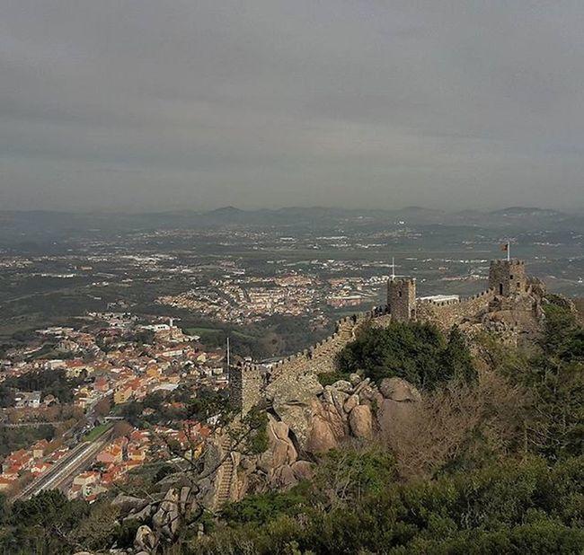 Sintra Portugal Castle Mauros