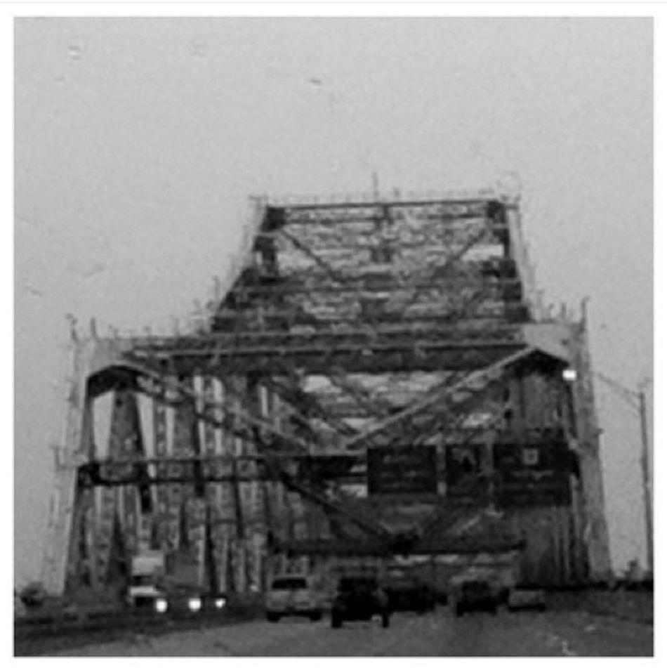 Bridge NYC City Life Architecture Blackandwhite Quick Shot Sketchaffect Gray Day Grain