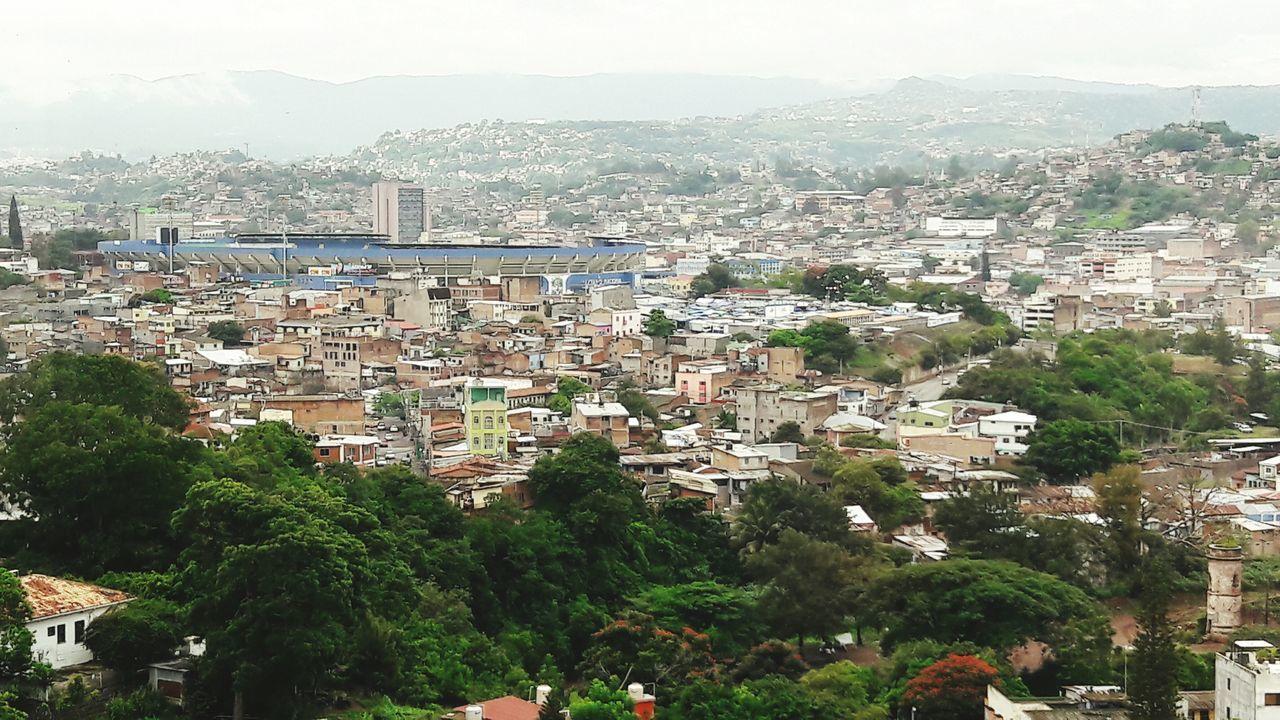 Tegucigalpa City