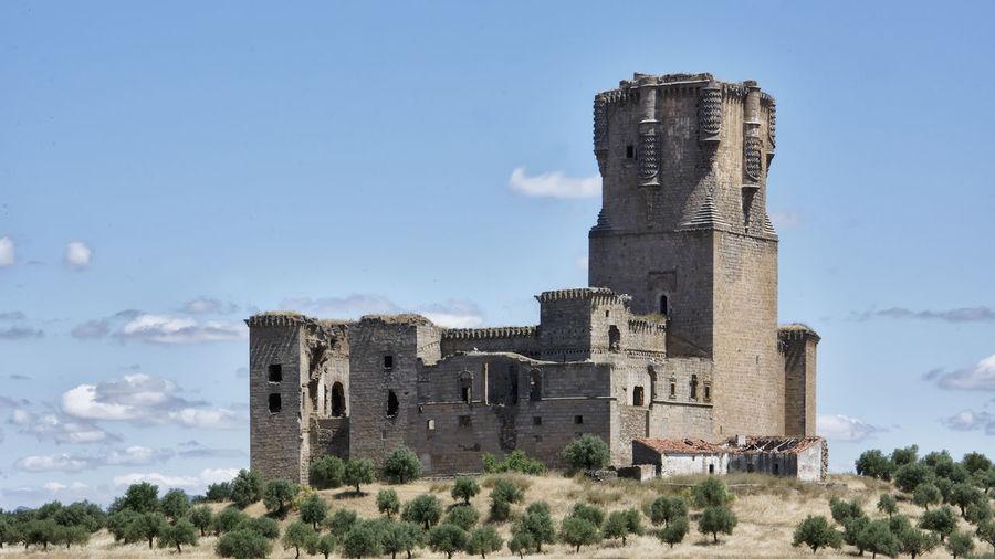 Architecture Belalcázar Castillo Castillo De Belalcazar Castle Córdoba History