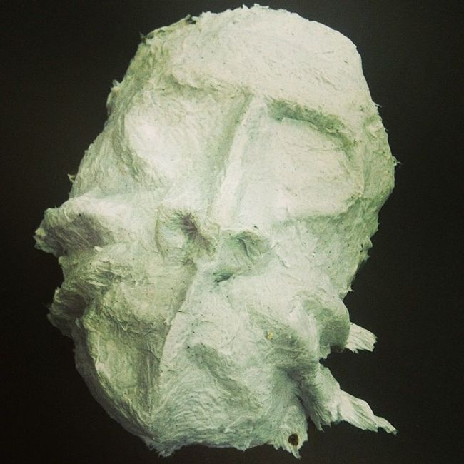 I made my face.....done..!!! Casting Moulding Sinografi