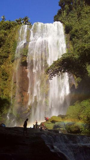 Hulugan Falls Falls Flowing Water Hulugan Falls Philippine Water Falls Philippines Popular Waterfalls Water Fall Water Falls Waterfall Waterfalls In Philippines