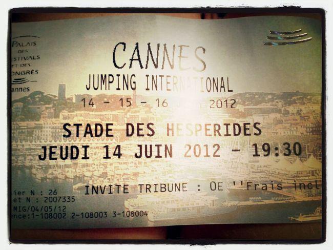 Jumping Ticket