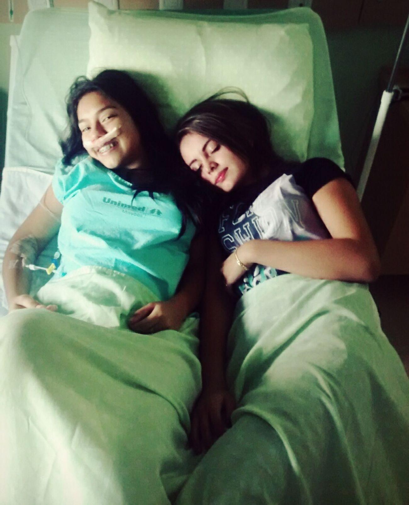 Assim se descobre uma amizade verdadeira, isso se chama amor!