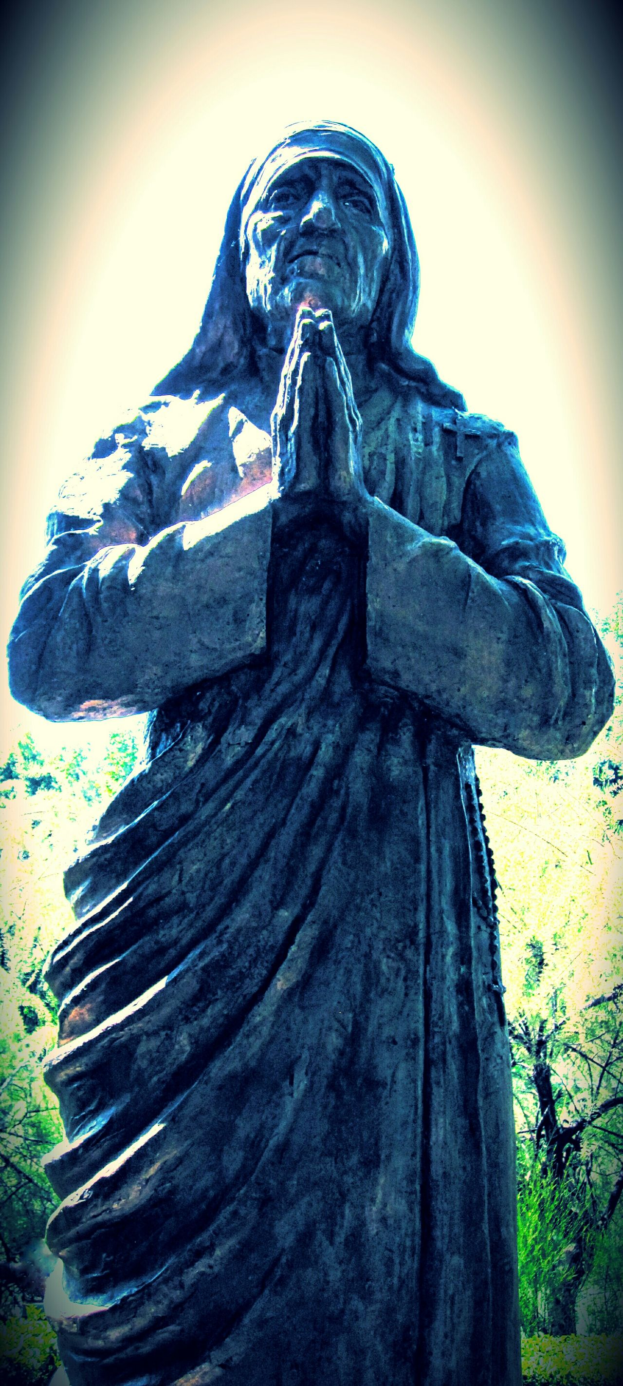 Mother Teresa. Eye For Photography From My Point Of View Eyeem Capturing My Moments EyeEm Best Edits Eyem Best Shot - My World Love To Take Photos ❤ The Moment - 2015 EyeEm Awards Eyeem Popular Photos EyeEm Best Shots Made By Me Peje Kosova Kosovo Mother Teresa Saint Teresa