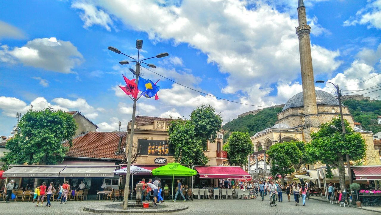 Kosovo-Prizren Favourite City Mosque Old City City Center Kosovo Is Albania Flags Protecting Where We Play Edge Of The World I Love My City My Best Photo 2015