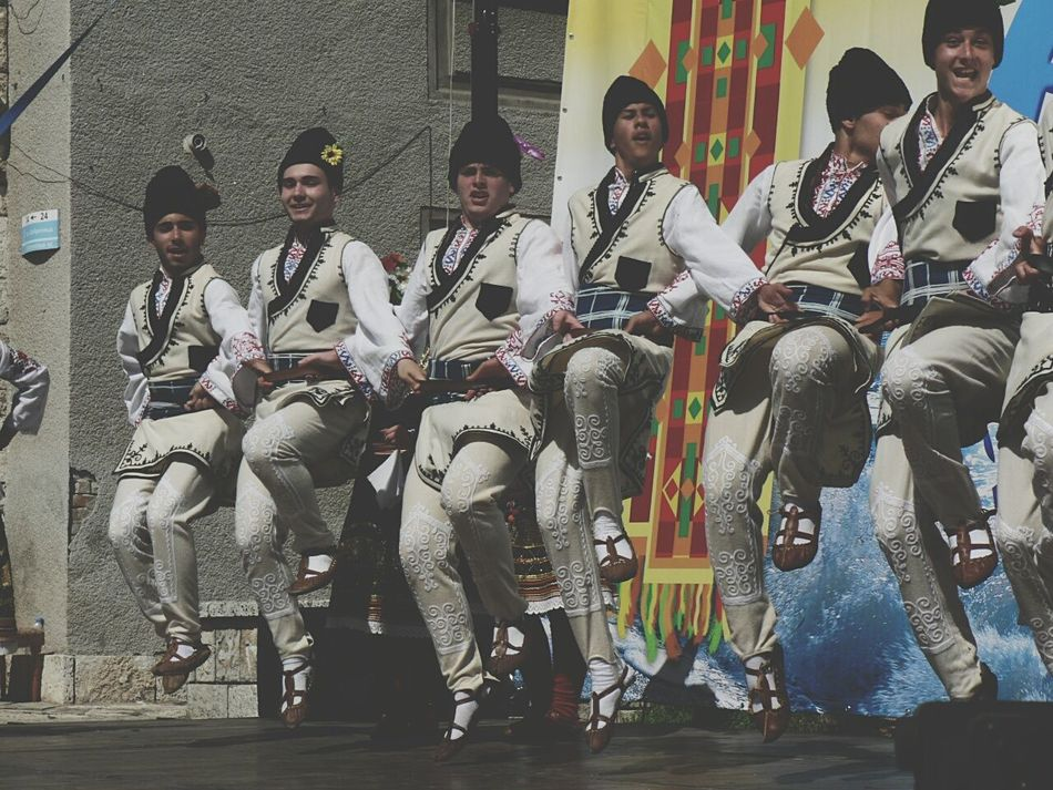 Cultures Music Full Length Performance Adult People Adults Only Indoors  Musician Sombrero Musical Instrument Performance Group Day Folklore Bulgarian Folklore Bulgarian Traditions Bulgarian Dancers Bulgarian Costumes Popular Popular Photos Sunlight Men