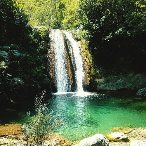 Water Nature Outdoors Tree Day Beauty In Nature No People Waterfall Bosnia And Herzegovina
