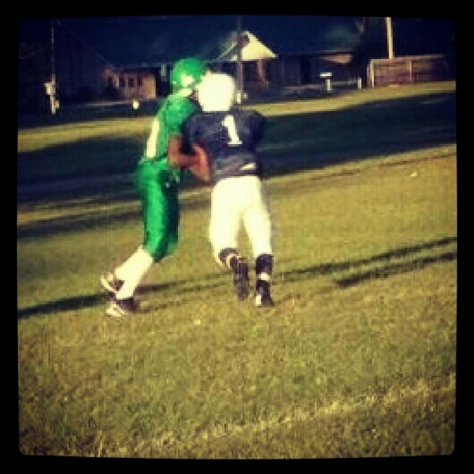 Old , Football Pic