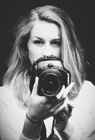 That's Me Camera Canon Photography