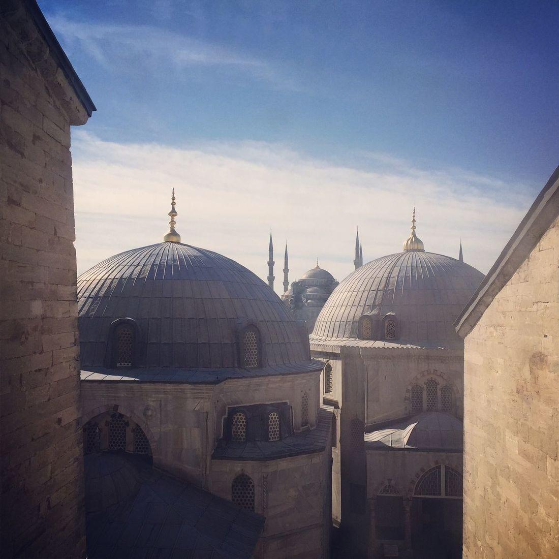 Turkey IPhone Istanbul Relaxing AjaSofija Магия города