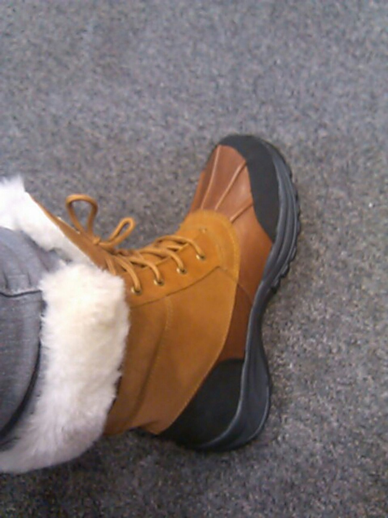 My New Boots