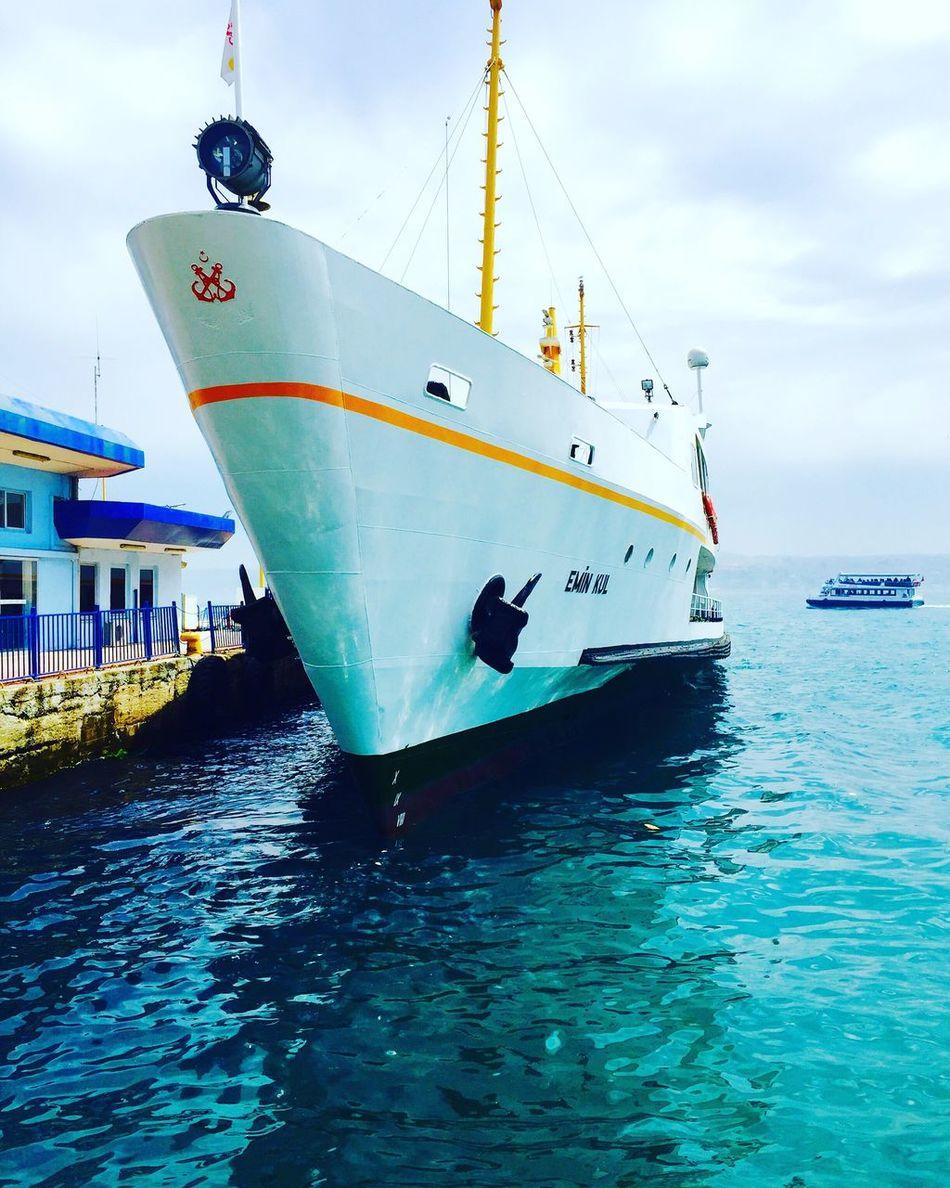 Ferry Sea Port Istanbul Ferryboat Mobile Photography Mobilephotography IPhoneography Sehirhatlari şehirhatlarıvapuru Vapur