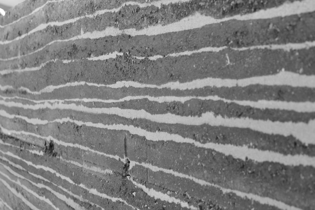 Rammed Earth Pation