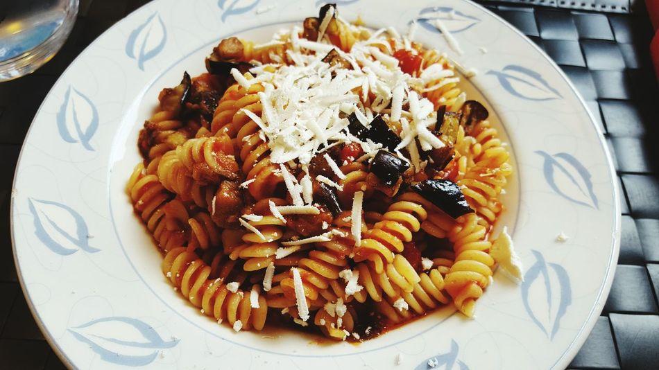 Pasta Norma Food Goodness