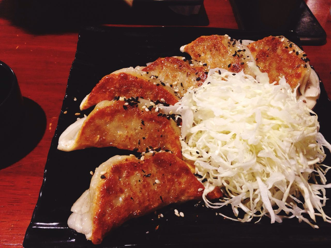 Fried Kyosa! Kyosa Fried Dipping Starter Dinner Japanese Food Style Dinner Tora Tora Phadiphat Rd. Bangkok Friday Food